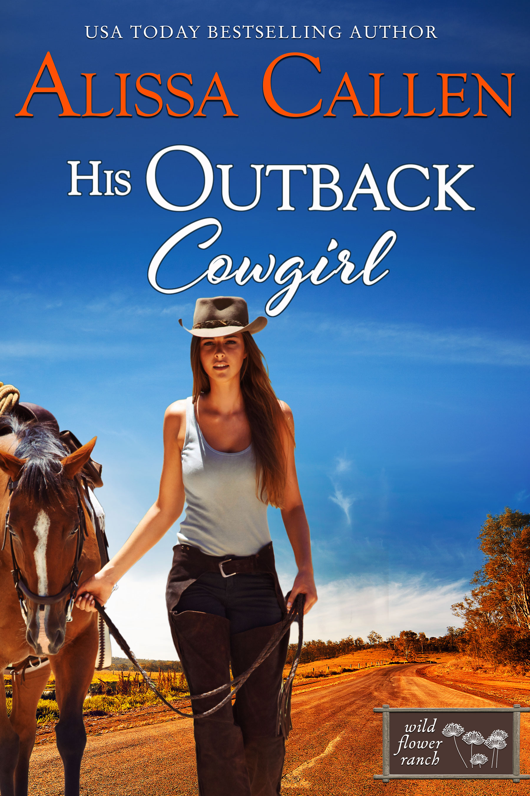 His Outback Cowgirl Tule Publishing Group