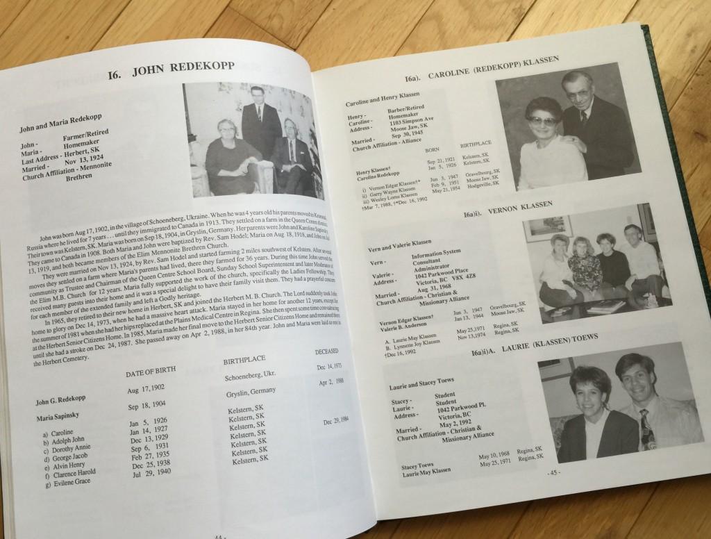 FroeseFamilyBook2